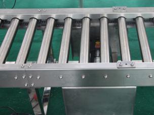 滚筒输送线滚筒框架