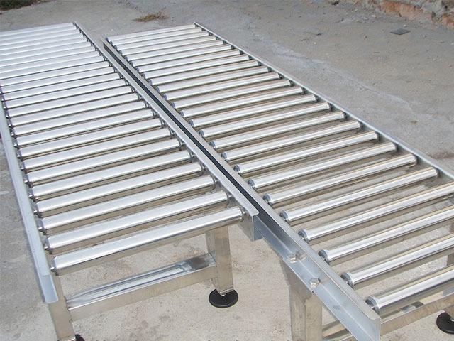 铝型材滚筒线