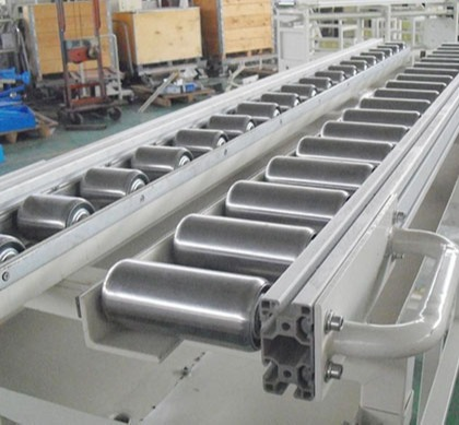 滚筒输送机铝型材