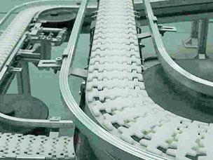 柔性板链线输送系统
