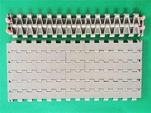 包装板链细节