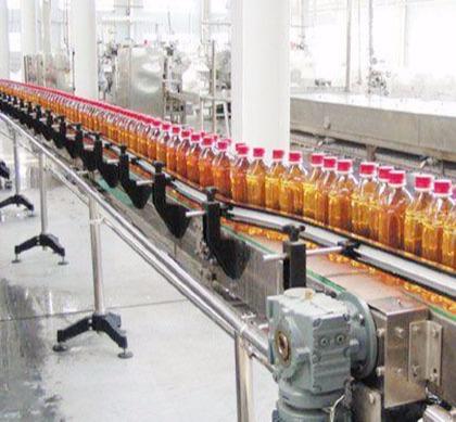 饮料生产灌装线