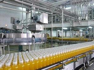 饮料生产线系统