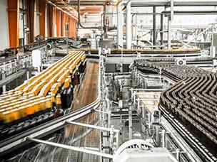 饮料生产线结构