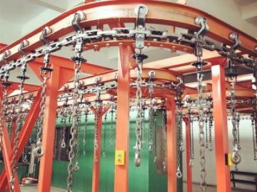光良智能悬挂链输送链条