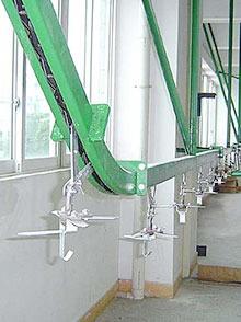 悬挂链输送线