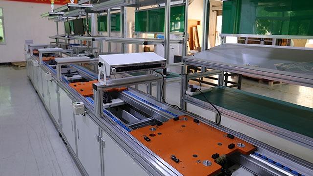 倍速链自动化生产线延长寿命的3个方法