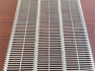 钢网式平板输送线细节