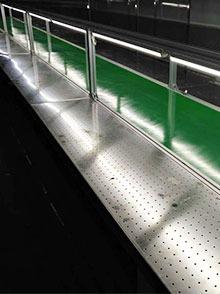 铝型材平板输送机