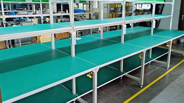 厂家定制防静电工作台6个理由选择光良