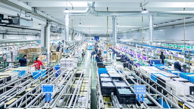 流水线生产需要满足什么条件