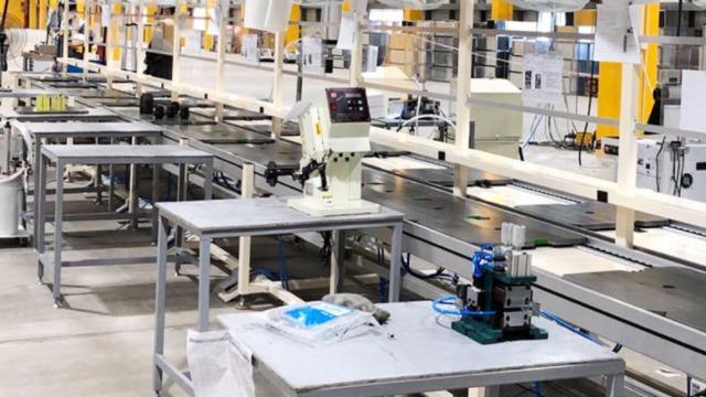 电子厂流水线输入控制模型怎么选