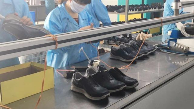 制鞋流水线设备一套多少钱