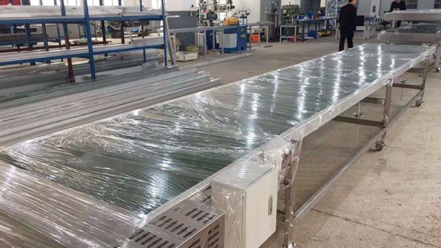 流水线验收和安装布局怎么做