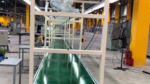 自动化生产线安全吗