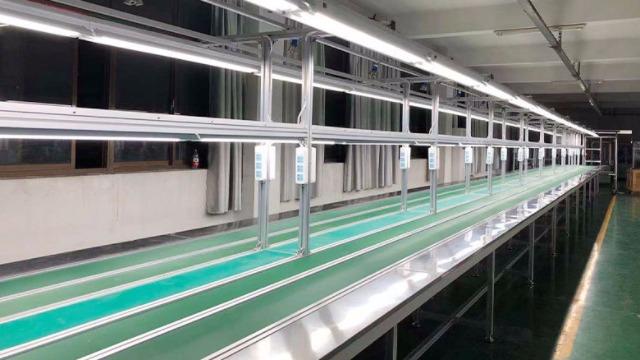 所有产品都能使用流水线设备生产吗