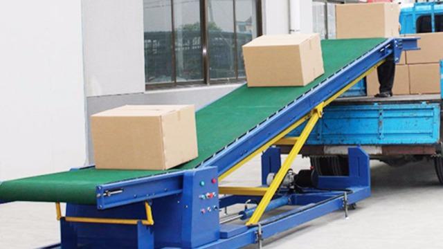 货物升降皮带线性能特点有哪些