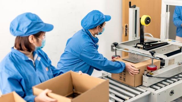 包装生产线的工作原理是怎样的