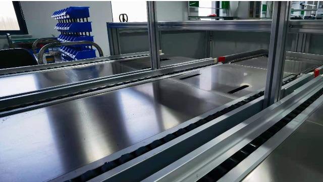 飞机生产能用流水线设备吗