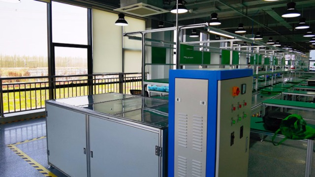 流水线设备生产厂家怎么选择