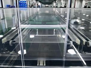 电子产品组装生产线接头