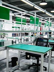 电动车装配生产线