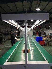 锂电池组装线工作台