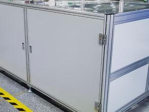 LED组装流水线机柜