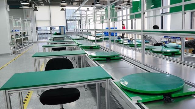 流水线工作台生产的专业性在何处