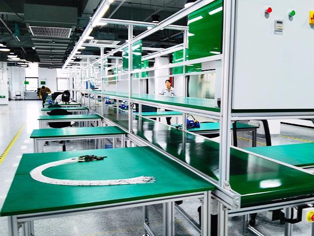 电器生产装配线