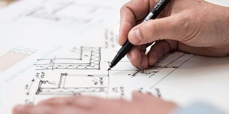 环形装配线设计图