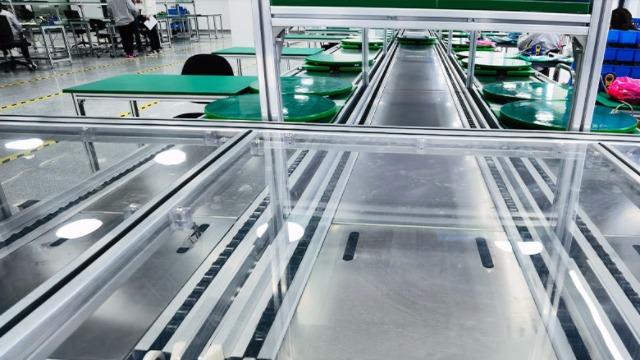 自动化生产线5个特点详解