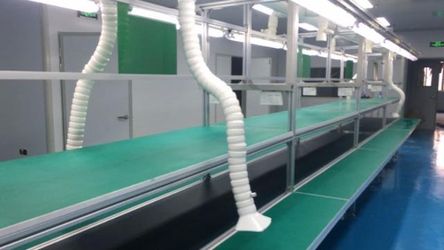 自动化装配流水线适合哪些行业