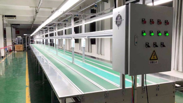 流水线设备设计需遵循什么要求