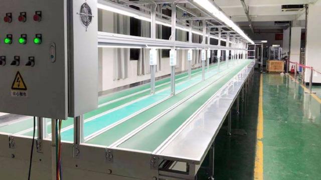 流水线厂家的设计规划重要吗