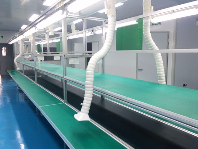 医疗设备组装线