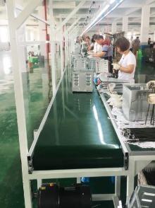 独立式工作台装配流水线