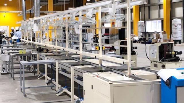 倍速链装配生产线有哪些注意事项