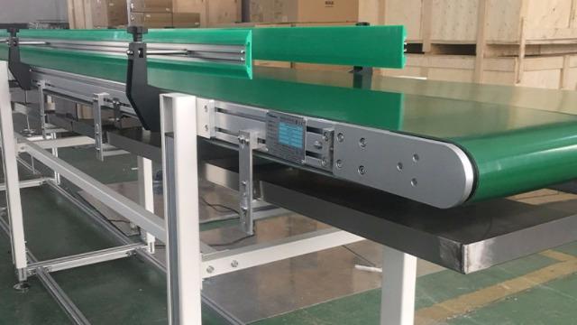 自动化生产流水线该怎么组装调试