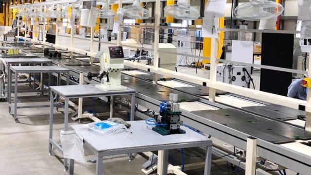 自动化生产线类型有哪些