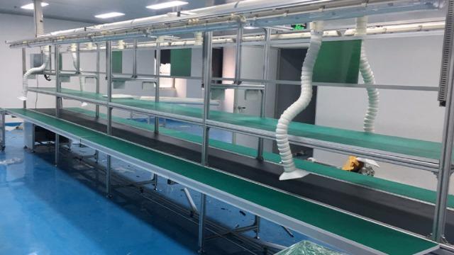 自动化生产线有怎样的特性和优点
