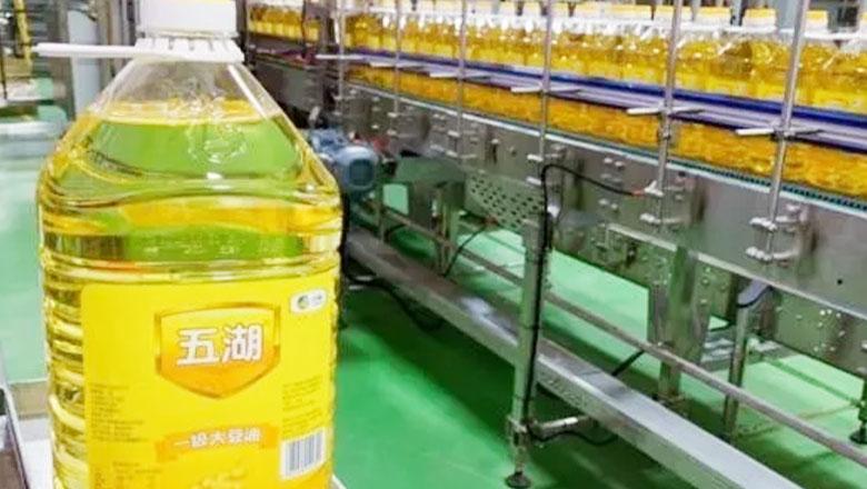 食用油包装生产线设备
