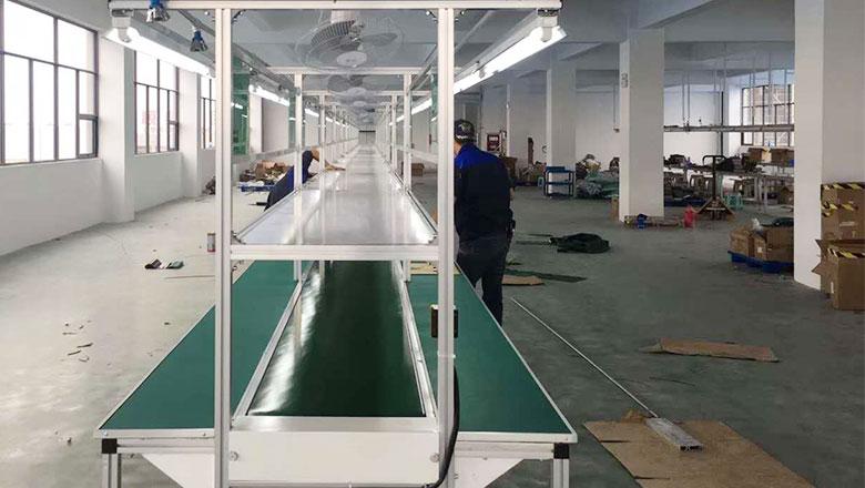 光良智能定制装配线