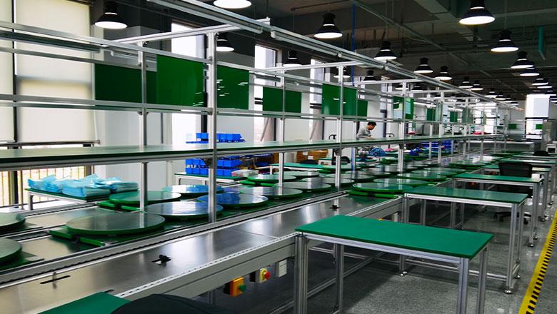 装配生产线定制步骤