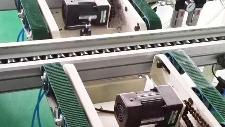 倍速链输送线