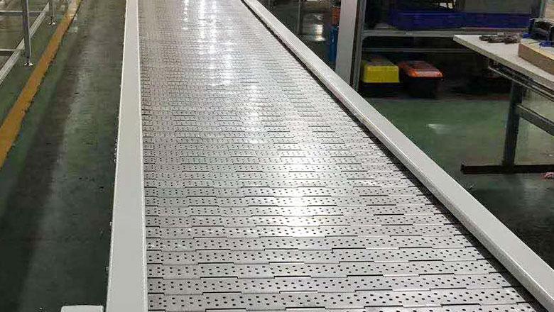 光良定制直线板链线