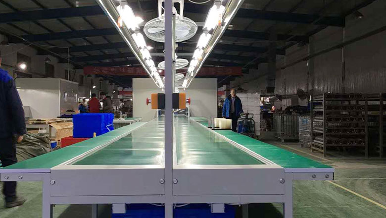南京皮带装配线厂家