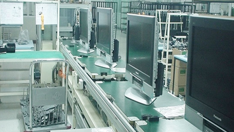 家电生产线
