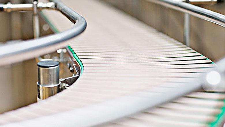 光良定制塑料板链线