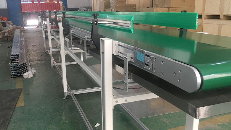 生产流水线定点怎么做
